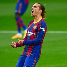 Antoine Griezmann, Rage, I Love Him, My Love, Fc Barcelona, Hairstyle, Celebrities, Fashion, My Boo