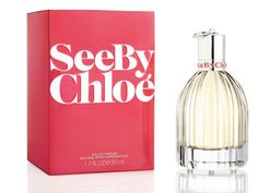 See by Chloe perfume, sniff-tested.