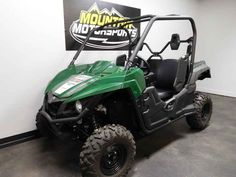 New 2016 Yamaha Wolverine ATVs For Sale in Tennessee. 2016 Yamaha Wolverine, For special internet pricing, contact Hayden at 423.839.3370 or 2016 Yamaha Wolverine READY TO EXPLORE AND DISCOVER The all-new Wolverine is ready and awaiting your off-road journey. Features May Include: Off-Road Capability and Awesome Value The Wolverine® features an aggressive, compact look and is designed to provide the best blend of capability and value in the side-by-side segment, thanks to Yamaha s blend of…