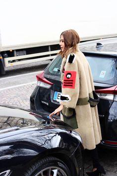 Street Style Paris Fashion Week FW18/19, Day 8