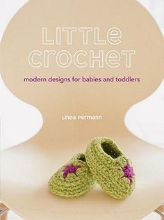 I'd love this book - but I don't have any wee ones to crochet for anymore.  :(