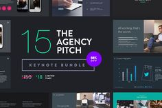 **The Agency Pitch | Keynote Bundle**
