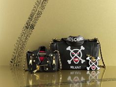 Moschino Autumn/Winter 2016 Accessories - See more on www.moschino.com!