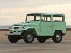 1966 Toyota FJ40 Land Cruiser | Arizona 2015