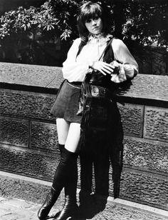 indypendentfilms:  Klute, Jane Fonda(via Fashion & Film: Actresses: The Daily W: Wmagazine.com)
