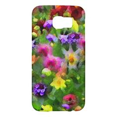 Floral #Garden Impressions Samsung Galaxy S6 Cases @bebopsplace