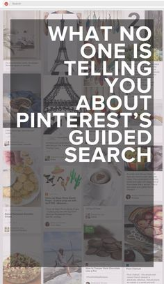 "I'm calling it — Pinterest is ""the new Google."" I use Pinterest more and  more as my go-to search function when I'm looking for new ideas and trends.  And if you need idea generation, I'm betting you use Pinterest 100% more  than Google these days. But rather than scouring Pinterest's Popular tag  and trying to create random content related to that trend here's a pro tip  that will cut your work in half."