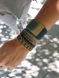 Most recent Photos Macrame bracelets wide Strategies Green Macrame Bangle,Knotted Wristband,Micro Macrame Wide Bracelet,Gold Metallic Waxed Thread,Woman Macrame Jewelry, Macrame Bracelets, Handmade Bracelets, Jewelry Bracelets, Bangles, Macrame Knots, Loom Bracelets, Womens Jewelry Rings, Women Jewelry