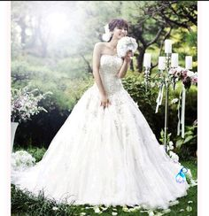 Elegant Wedding Dress 2013 (2)