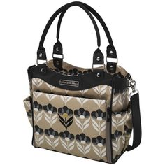 Petunia Pickle Bottom Midnight in Malmo City Carryall from PoshTots