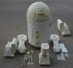 Astromech Kit Parts - DreamScheme Studios