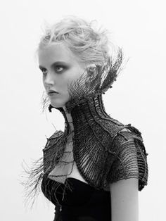 Image result for dark fairy trash to fashion