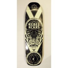 "Rebel Rockers ""Backwoods"" Blocker 8,8"""