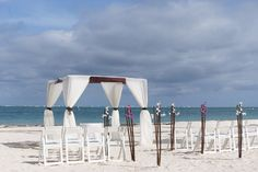 Getting married on one of Italy's dream beaches