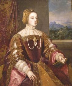 Emperatriz Isabel de Portugal, esposa de Carlos V
