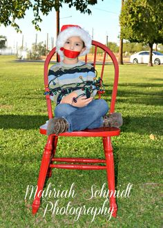 Holiday Mini Session  Christmas Photo