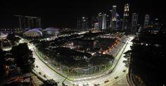 GP de Cingapura - F1 - UOL Esporte