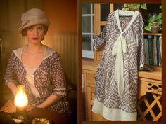 New Vintage Fashion Dresses Downton Abbey 40 Ideas 1920s Fashion Dresses, 1930s Fashion, Vintage Style Dresses, Vintage Fashion, Dress Vintage, Peaky Blinders Dress, 1930s Dress, Spring Fashion Casual, Downton Abbey
