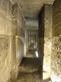 https://flic.kr/p/BoW2g | Egypt 2007 | Dendera temple. The crypt