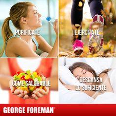 Tener un estilo de vida saludable depende de ti. ¡Qué esperas! #tips #saludable #hábitos #beneficios