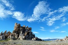 "#California has it all from beach to desert - ""Mono Lake"" - Tips 4 ❦ wine country vacations: http://www.thewondermap.com/california-wine-country-vacations/"