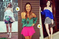 Como Usar Blusa Ciganinha: Fotos, Modelos, Dicas
