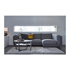 """GÅSER Rug, high pile - 5 ' 7 """"x7 ' 10 """" - IKEA. Another rug option for the living room."""
