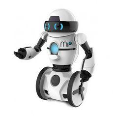 MiP Robot Butler Model  Op voorraad Staat  Nieuw MiP is een multifunctionele Robot van WowWee waarmee je snel vrienden wordt! Deze zelf balancerende robot op twee wielen heeft 7 verschillende modi waardoor je spelletjes kunt spelen met MiP, hem laten rondrijden met dingen op het dienblad, laten dansen, vechten of trucjes doen.