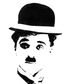 Charlie Chaplin PNG image with transparent background Charlie Chaplin, Stencil Art, Stenciling, Silent Film Stars, Laurel And Hardy, Tattoo Project, Princess Drawings, Desenho Tattoo, Islamic Art Calligraphy