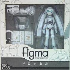 マックスファクトリー figma 038 ドロッセル