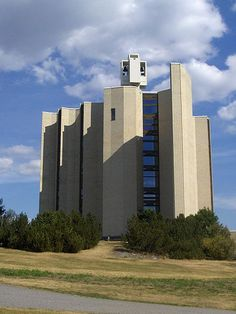 Tampere, Finland - Kaleve kirkko (church) - Architects: Reima and Raili Pietila - 1964