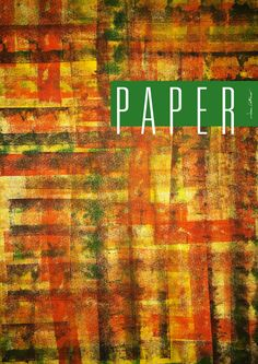 Paper Project #19 - #creativity #paper #colour
