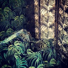House of Hackney - #tropical interior.Get the colours here: http://www.plascon.co.za/