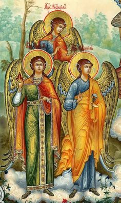 Angel Images, Angel Pictures, Religious Icons, Religious Art, Mary Magdalene And Jesus, Angel Guide, Jesus Christ Images, Christian Artwork, Esoteric Art