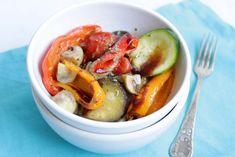 Antipasti – Gemüse