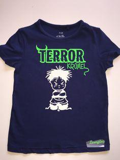 T-Shirt Kinder Terrorkrümel  Luxurypimp