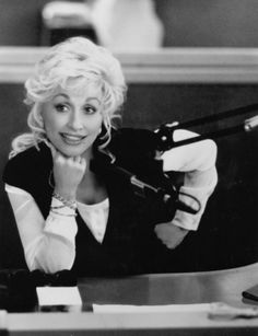 Dolly Parton. One of my heroes. She is always positive, always uplifting, and she always makes me smile. A much smarter lady than so many people realize!