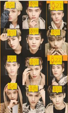 Nevermind the ages! According to how-old.net, D.O is the only guy in the whole group!! I knew these boys were too pretty >_<