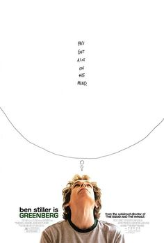Greenberg - the only Ben Stiller movie I like