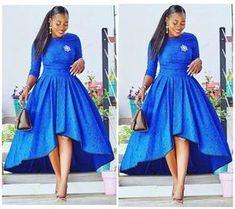 African American Fashion Blazer And Skirt African American Fashion, African Fashion Dresses, African Attire, African Wear, African Women, African Dress, African Clothes, Hi Low Dresses, Shift Dresses