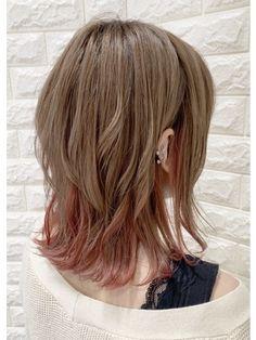 Dyed Hair, Hair Inspiration, Salons, Short Hair Styles, Hair Color, Hair Beauty, Hairstyle, Colour, Fashion