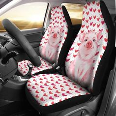 Car Accessories for Pig Lovers
