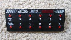 ADA MPC midi pedal