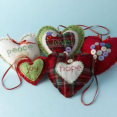 love hearts sewing kits by crafts4kids | notonthehighstreet.com