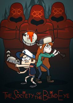 Most people think GF is for girlfriend but no I c it as Gravity falls!!!