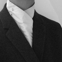 Col / Chemise blanche / bouton / veste Collar / White shirt / button // vest