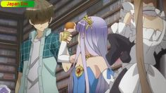 Outbreak Company episode 2 Protect His Servant Watch: http://japan-ent.blogspot.com/2013/10/outbreak-company-episode-2.html