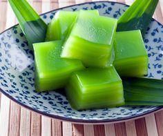 Traditional Thai Desserts: Khanom Chan - Recipes.Answers.com