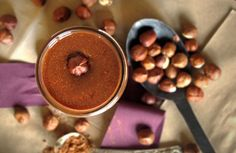 Raw Cacao and Roasted Hazelnut Butter