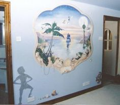 Mural - Peter Pan